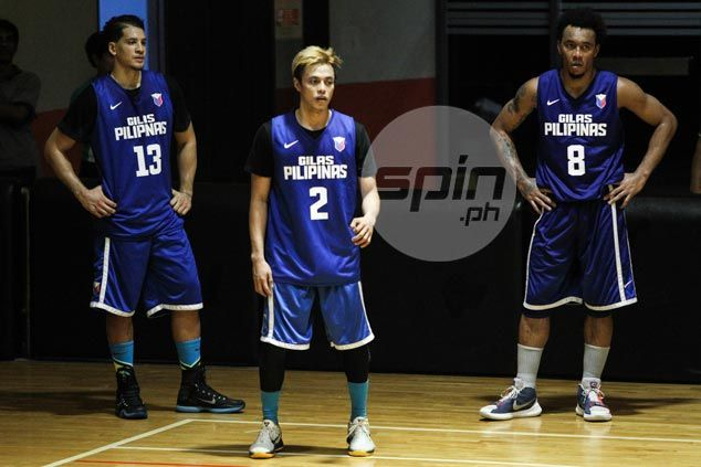 Give Gilas players an A for punctuality as no one late for practice amid APEC gridlock