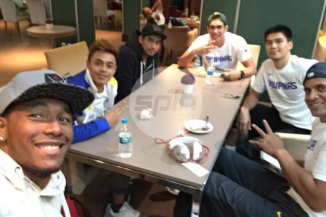 Jet lag the biggest enemy as Gilas arrives in Estonia for training, pocket tournament