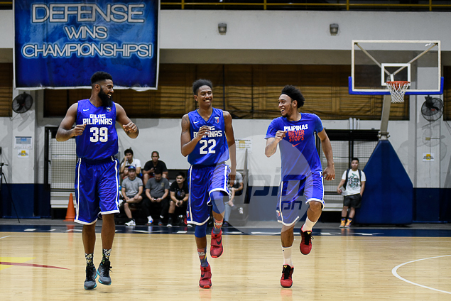 Gilas forced to move practice to Meralco after bomb threat hits Ateneo campus