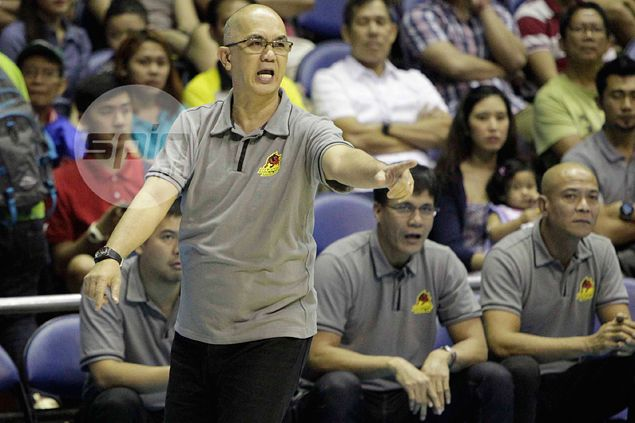 Coach Koy Banal hopes to turn around Barako fortunes with help of fit-again Dorian Pena