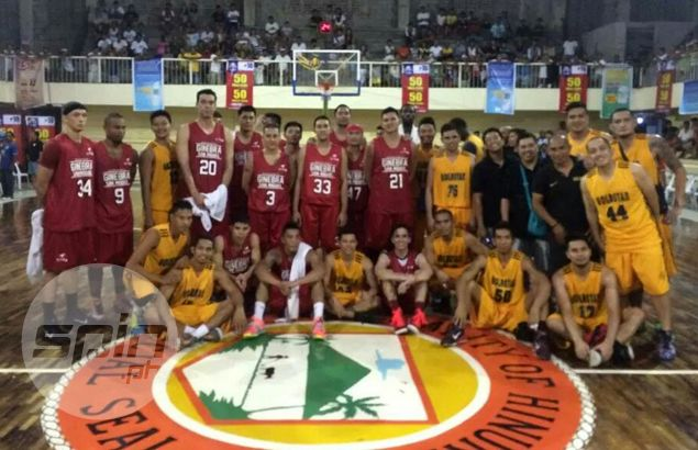Goldstar team of Davao gives Ginebra a dose of its own medicine with shock win in Leyte