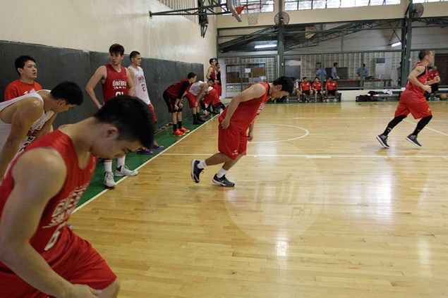 Frankie Lim looking for more tune-up games as Ginebra turns up Governors Cup buildup