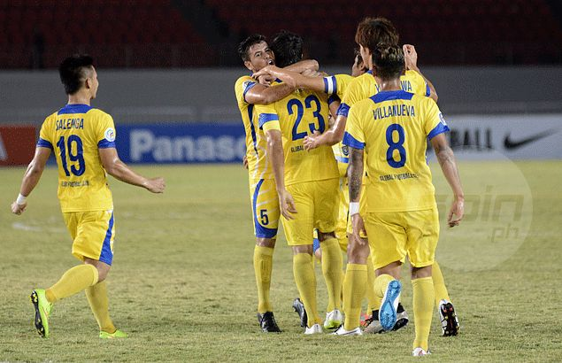 Four-goal Global FC pumps life into AFC Cup bid with emphatic win over Myanmar side