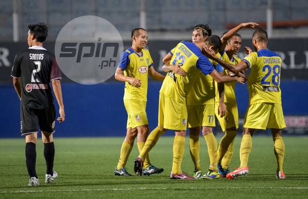 Global FC ends rare league slump with 10-goal romp against Manila Jeepney