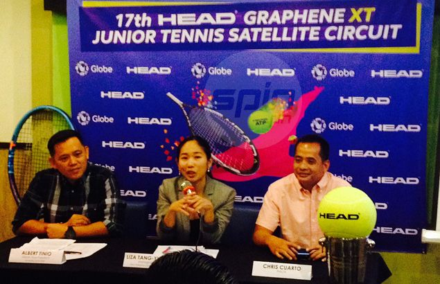 Globe HEAD tennis circuit celebrates 17th year with 17 tournaments across the nation