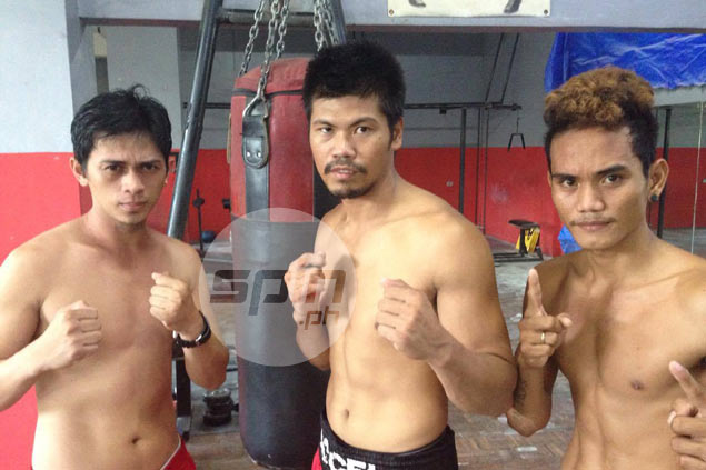 Pinoy boxer Yoyoy Tanamor hopes to one day get shot at world champ Zou Shiming