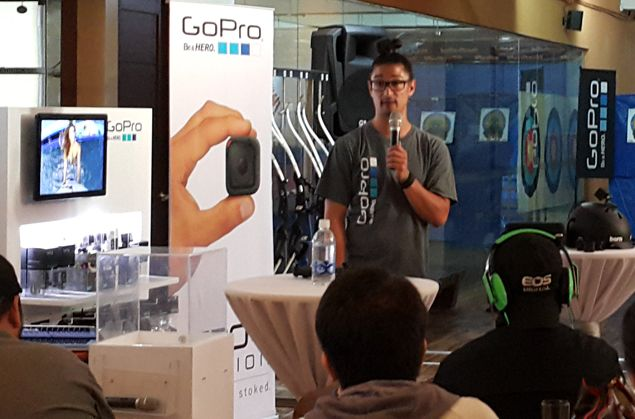 Small camera punches above its weight: meet smallest member of the GoPro family