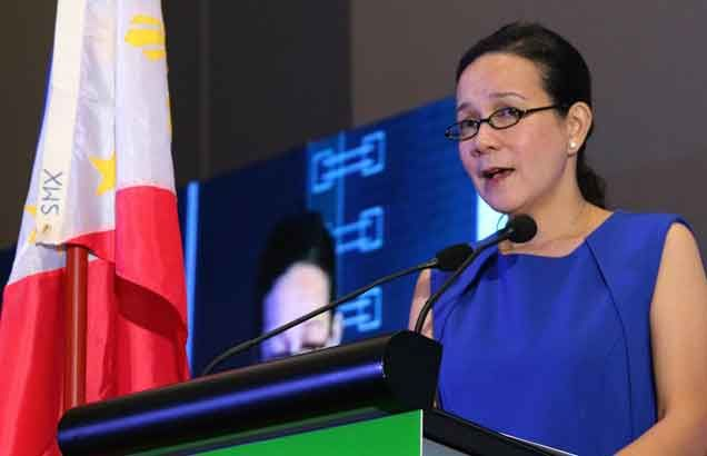 Quest for Olympic gold earns place on presidential aspirant Grace Poe's list of priorities