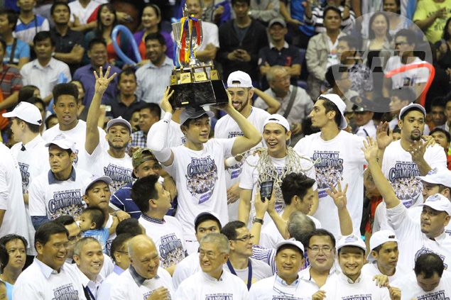 Past grand slam achievers to lead toast for Cone, San Mig in PBAPC Awards Night