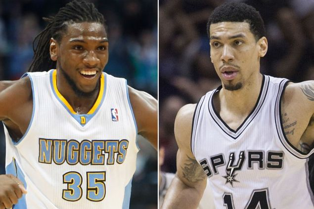 Nuggets' Kenneth Faried, Spurs' Danny Green arriving in Manila for NBA 3X opening