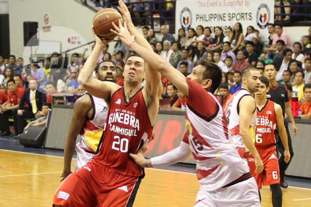 Greg Slaughter declares he's ready to suit up for Gilas if given another chance