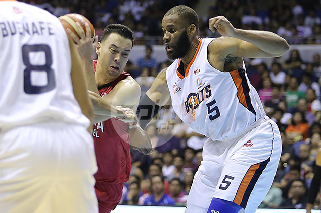 Greg Slaughter earns praise from Cone for standing ground against Onuaku
