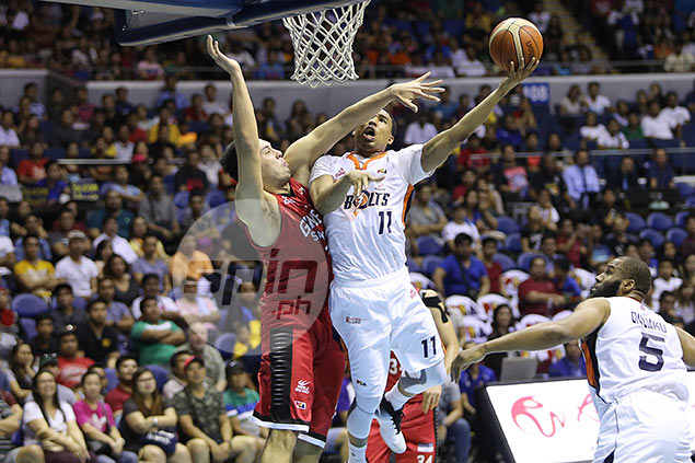 In-form Greg Slaughter makes Top 5 among locals in four statistical categories