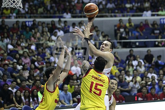 Greg Slaughter vows to become better during PBA season to prepare for Gilas stint