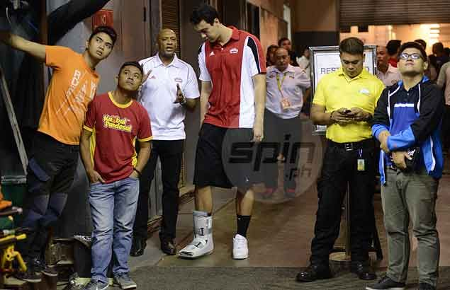 Bad news for Ginebra: Slaughter may need two more weeks to recover from ankle injury, says doc