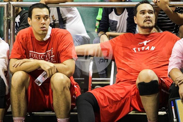 Fever, Friday traffic won't stop Greg Slaughter, Vince Hizon from playing in charity game