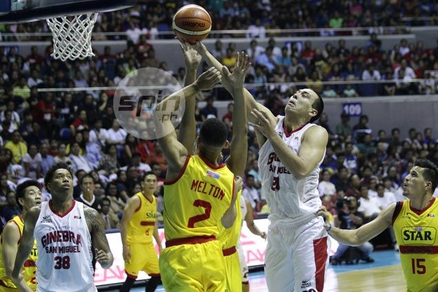 Greg Slaughter preaches patience as Ginebra learns 'triangle:' 'It's gonna be a process'