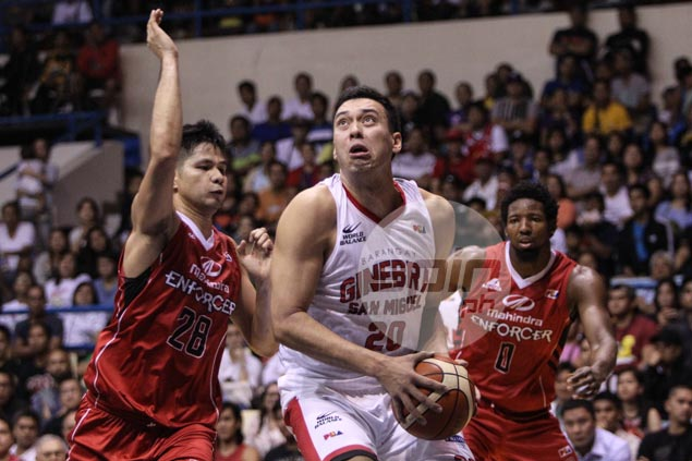Ginebra faces acid test against Alaska in battle of PBA's hottest teams