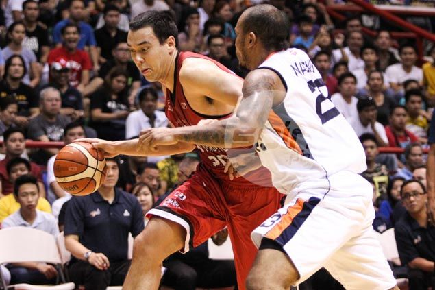 Greg Slaughter believes defense, more than anything else, spelled difference for Ginebra