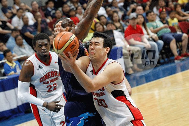 As disappointment mounts, Greg Slaughter insists he has no desire to leave Ginebra