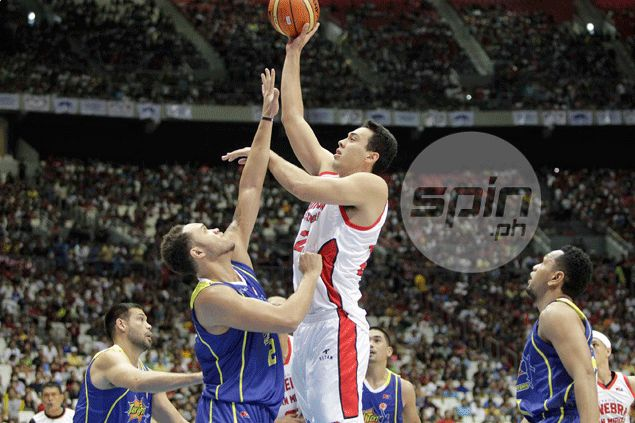 Ginebra brings Manny Pacquiao-less Kia Motors back to earth behind huge 32-point blowout