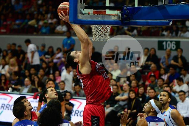 Ginebra turns back Talk 'N Text, sets up Christmas Day face-off with Star
