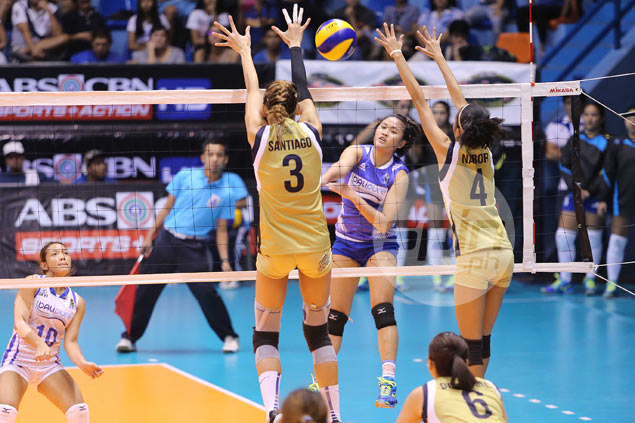 Talismanic Soltones leads BaliPure to first V-League win at expense of NU
