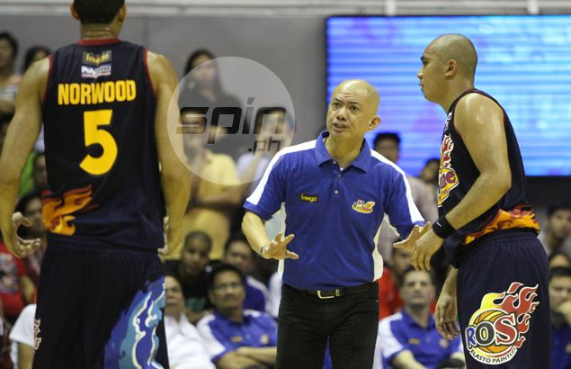 Yeng Guiao on Paul Lee's trade demand: 'We've been together three years and we have no reason to part ways'
