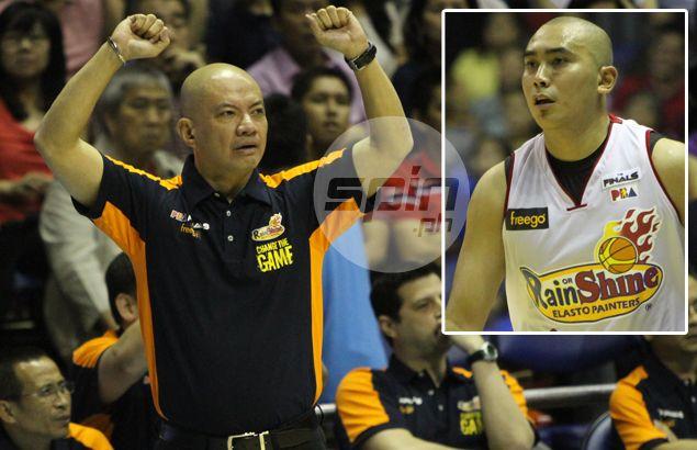 Yeng Guiao on keeping Paul Lee: 'May pagkakaiba ba maximum namin sa maximum ng ibang teams?'