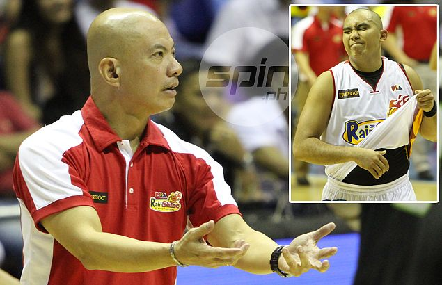 Banchero, Rosser, Alas in the frame for No. 2 draft pick as Rain or Shine seeks 'insurance' for holdout Paul Lee