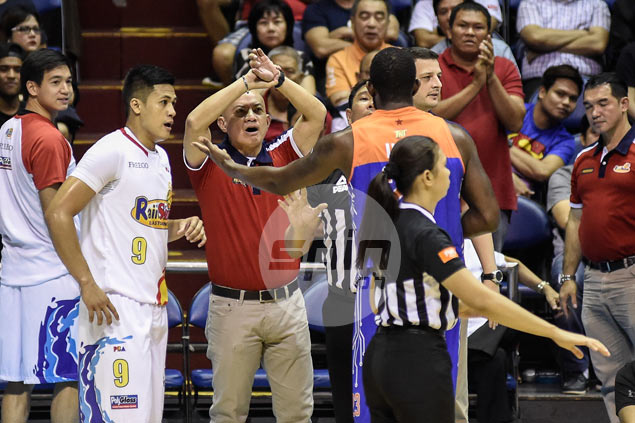 Yeng Guiao explains decision to bench Lowhorn, rues 'uncharacteristic' RoS meltdown