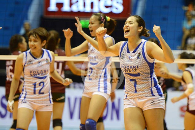 Pocari Sweat bolsters solid core with power-hitting imports in bid for another V-League title
