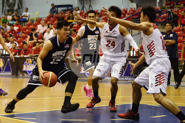 Wangs fights back from 19 points down to beat Mindanao Aguilas