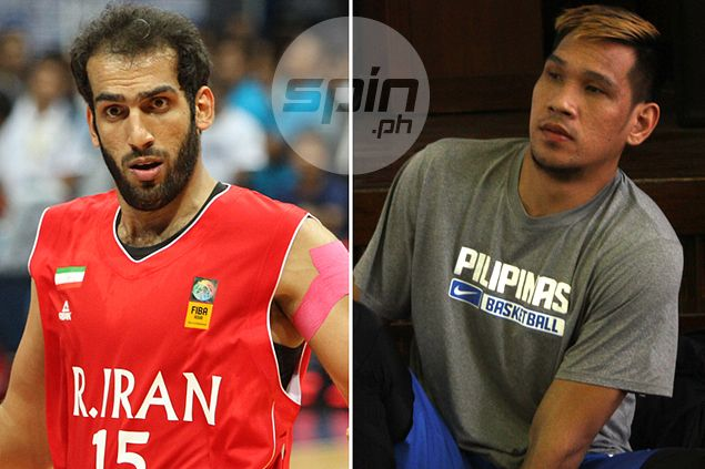 June Mar Fajardo would rather let game do the talking in Asiad rematch with Iran's Haddadi
