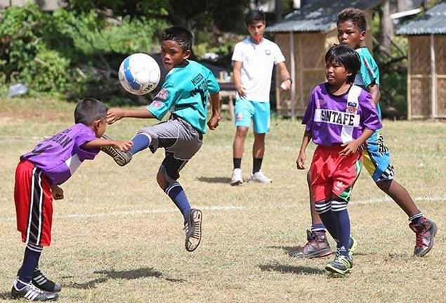 Tacloban typhoon survivors to play in tournament honoring football fan Pope Francis