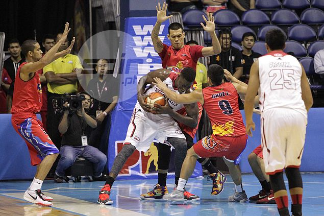 Shot-blocking demon Hamady N'Diaye pleased to turn into a two-way player in PBA