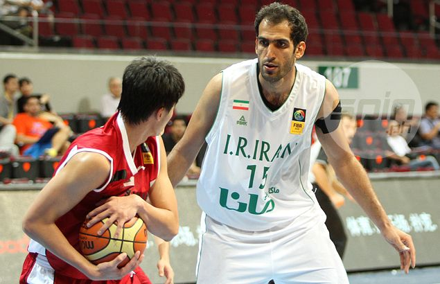 Iran and Korea square off for basketball gold as Haddadi free throws deny brave Kazakhs