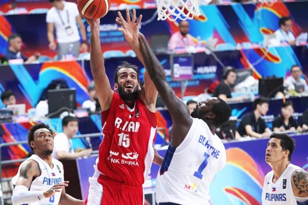 'Smart, skilled' Andray Blatche a perfect neutralizer for Iran's Haddadi, says Gilas coach