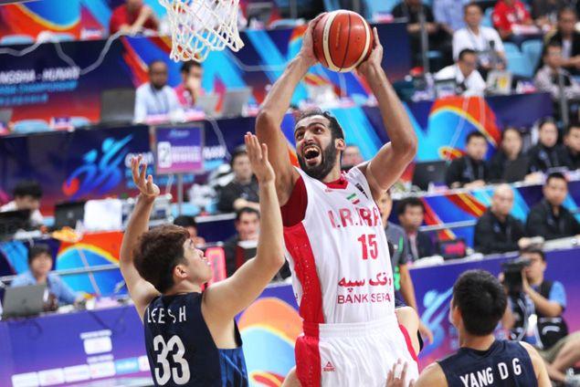 Iran dispatches Asian Games tormentor South Korea to reach Fiba-Asia semifinals