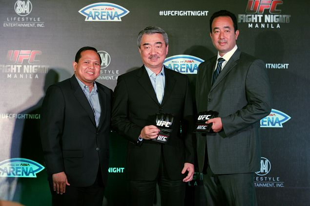 Long wait over for mixed martial arts fans as UFC set to hold fight card at MOA Arena