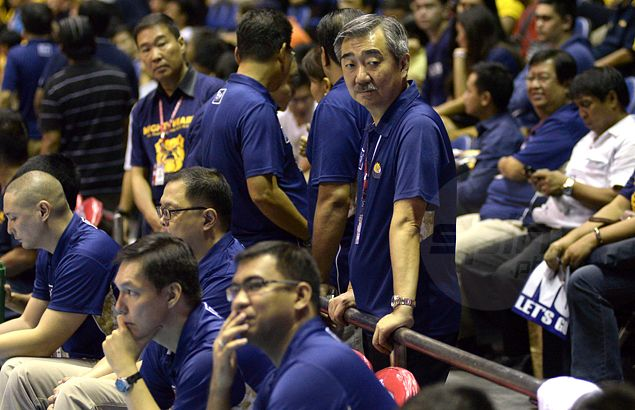 NU chairman Hans Sy dares newly-crowned UAAP champion Bulldogs: Go for back-to-back