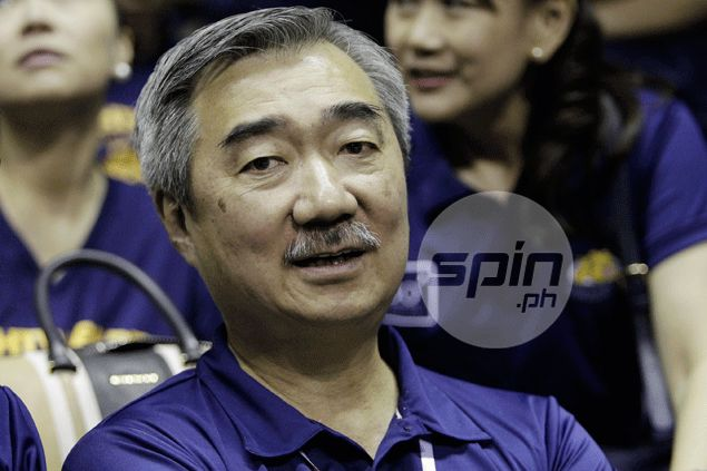 Hans Sy mulls putting up a PBA team. But the question is, do SM malls need it?