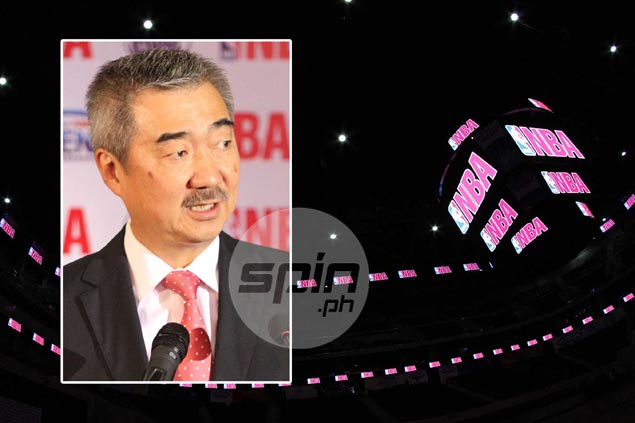 Original plan was to bring a regular-season game to MOA Arena, says Sy