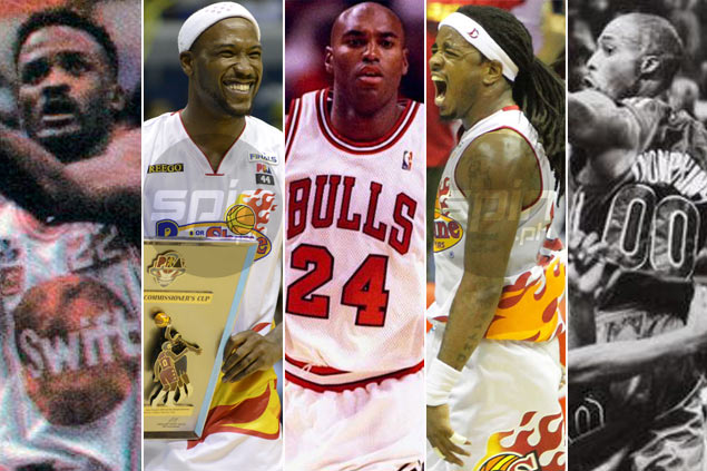 Yeng's Mythical Five: Guiao lists down five greatest PBA imports to play under him