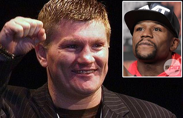 Ricky Hatton hits out at Floyd Mayweather for 'disrespecting the sport' of boxing