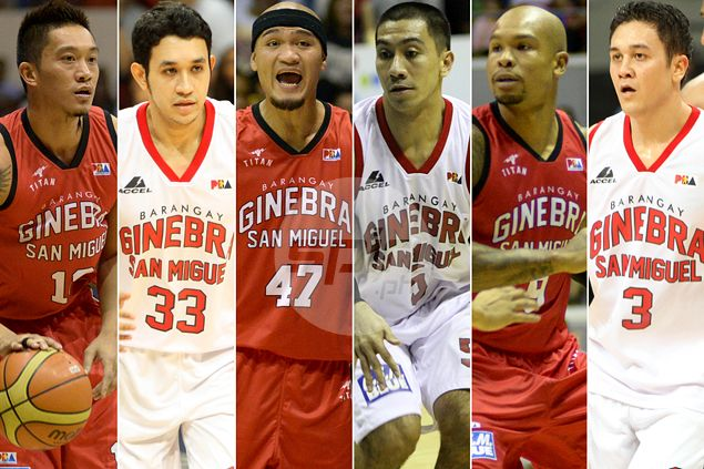 Dulatre says NLEX willing to trade draft pick for 'underutilized' Ginebra guard. Will Gin Kings bite?