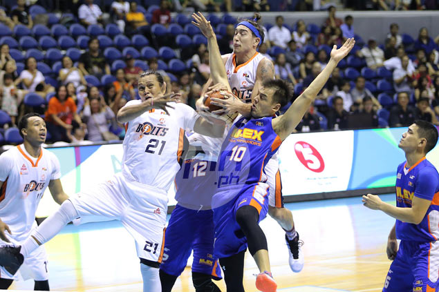 Meralco leaves NLEX by the wayside, becomes first team to reach Final Four