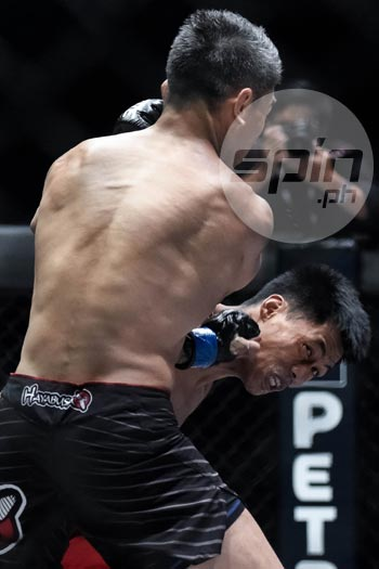 Honorio Banario to showcase polished grappling game in ONE match vs Meena