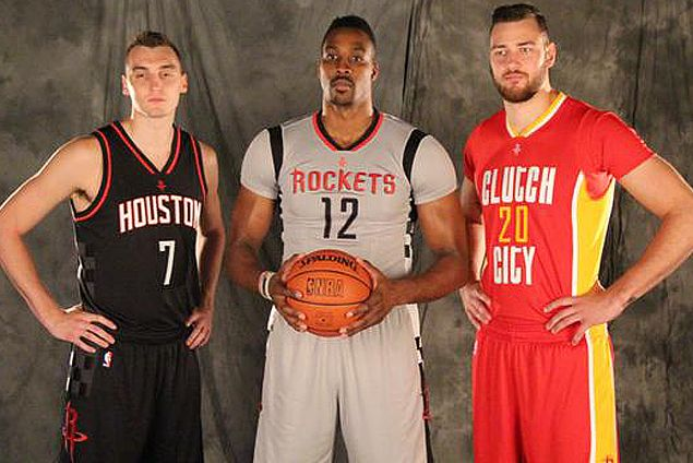 Houston Rockets full of pride as they debut alternate 'Clutch City' uniform
