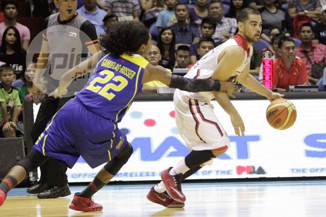 Pick-up games with Manny Pacquiao leads to big PBA break for Hyram Bagatsing